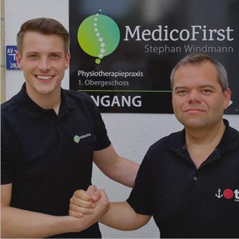 MedicoFirst wird medizinischer Partner der AOK Ballers